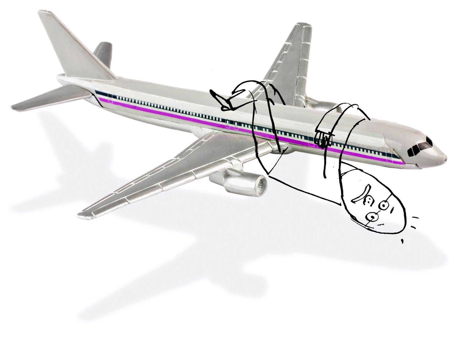 Ce qu'il faudrait savoir avant de prendre l'avion: sécurité.