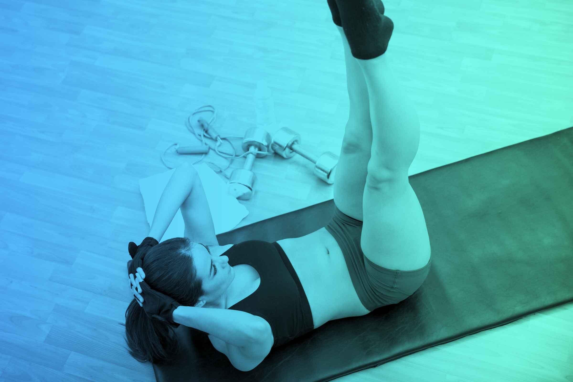 Attention à votre posture pendant un exercice!