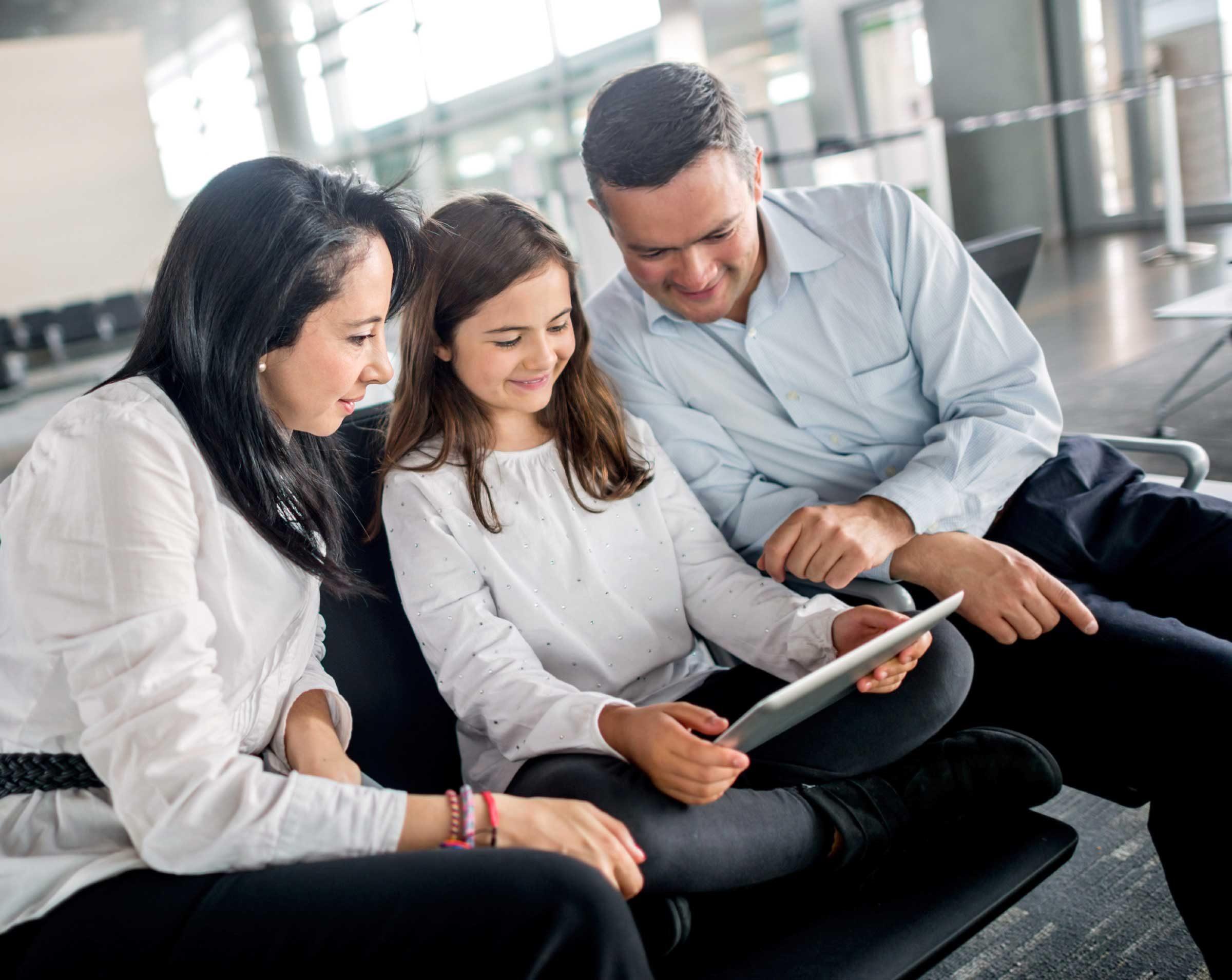 Ce qu'il faudrait savoir avant de prendre l'avion: expérience de groupe.