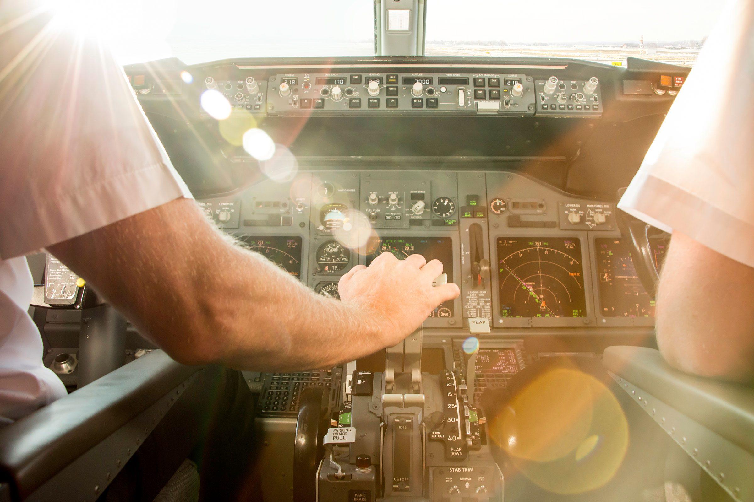 Les pilotes ont une multitude de règles de sécurité à respecter.