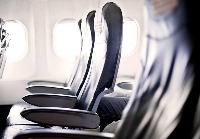 Ce qu'il faudrait savoir avant de prendre l'avion: vos sièges.