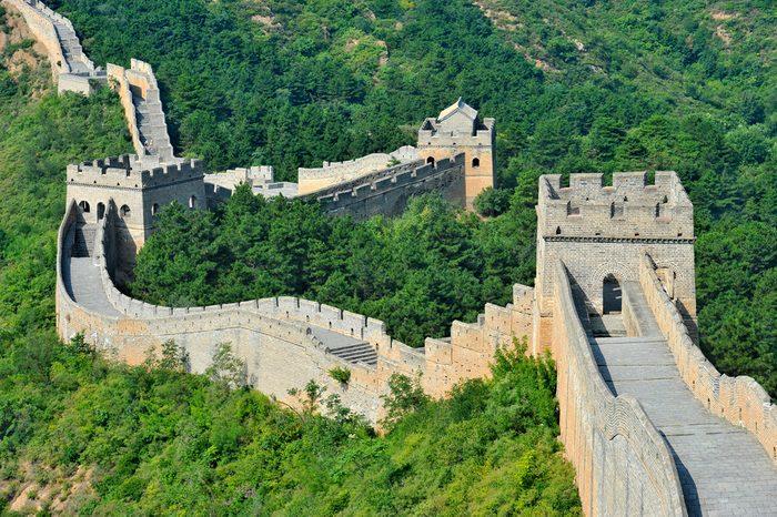 La vérité sur la Grande Muraille de Chine