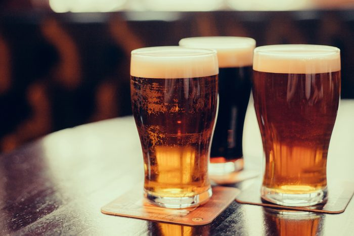 La vérité sur l'alcool et les cellules cérébrales