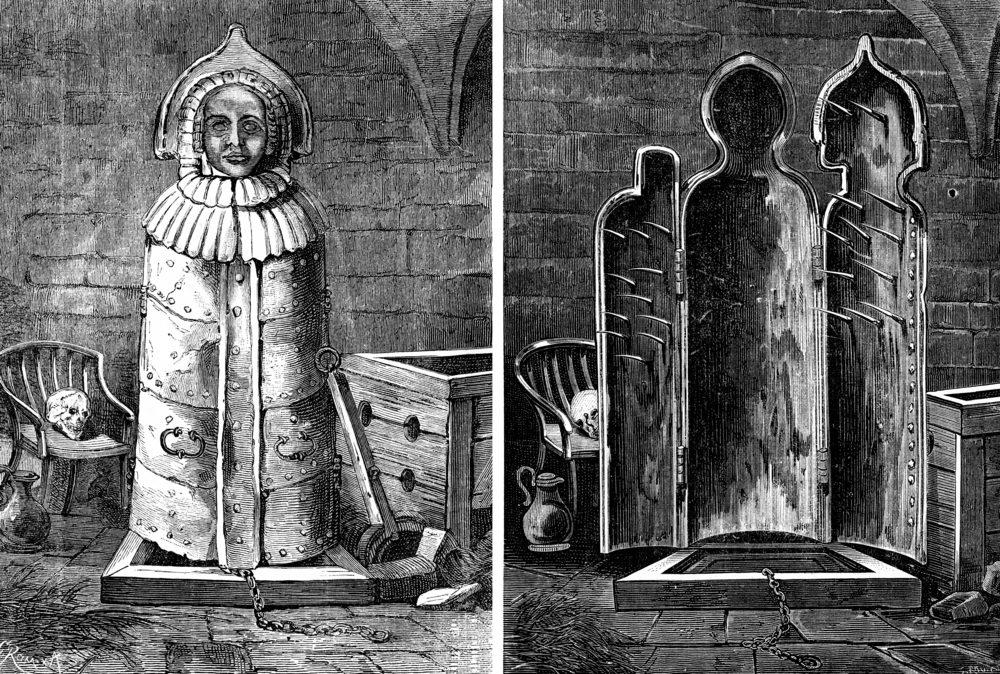 La vérité sur les vierges de fer