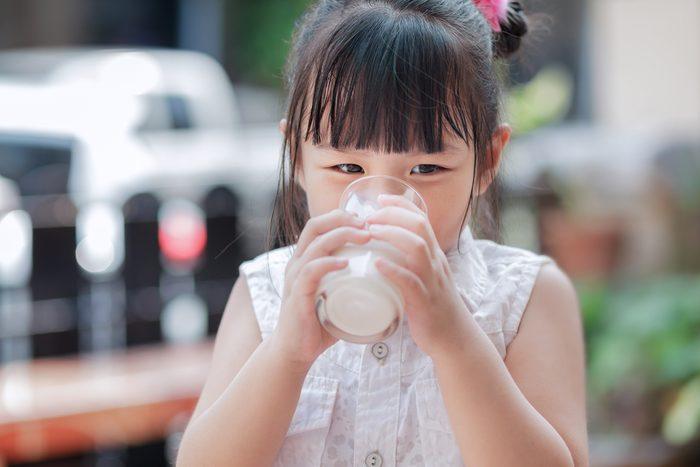 La vérité sur le lait et les mucosités