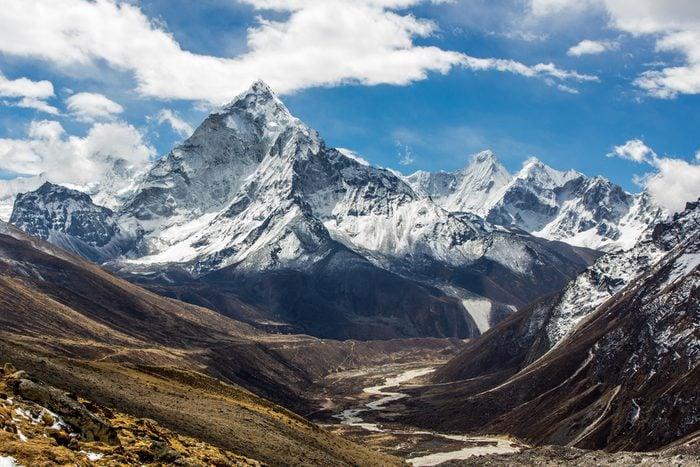 La vérité sur l'Everest
