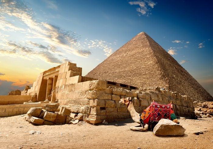 La vérité sur les pyramides d'Égypte