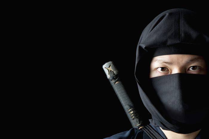 La vérité sur les ninjas