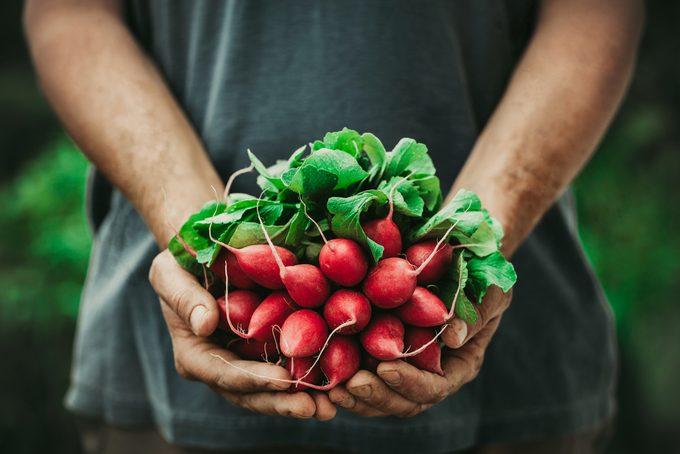 Les bienfaits des aliments biologiques.