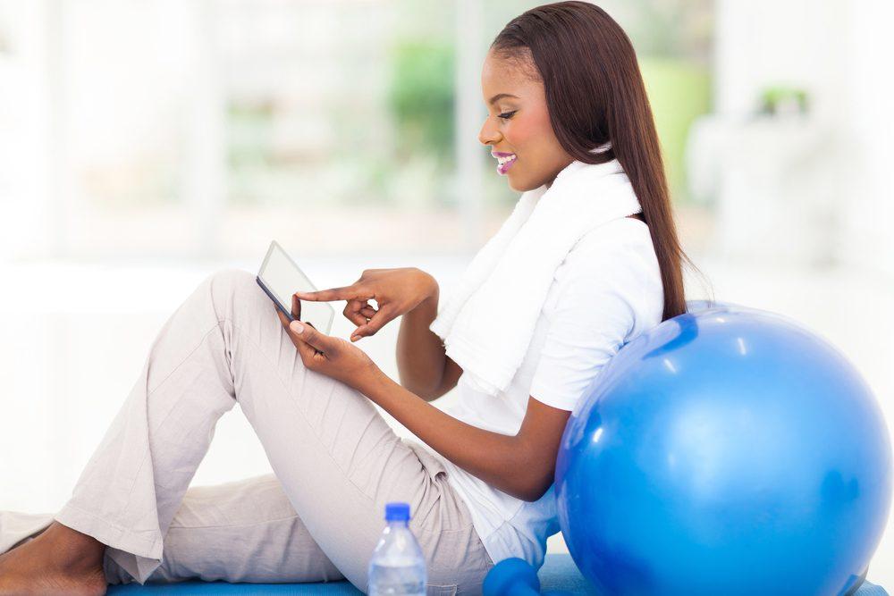 Pour vous motiver à l'entraînement, essayez ces applications.