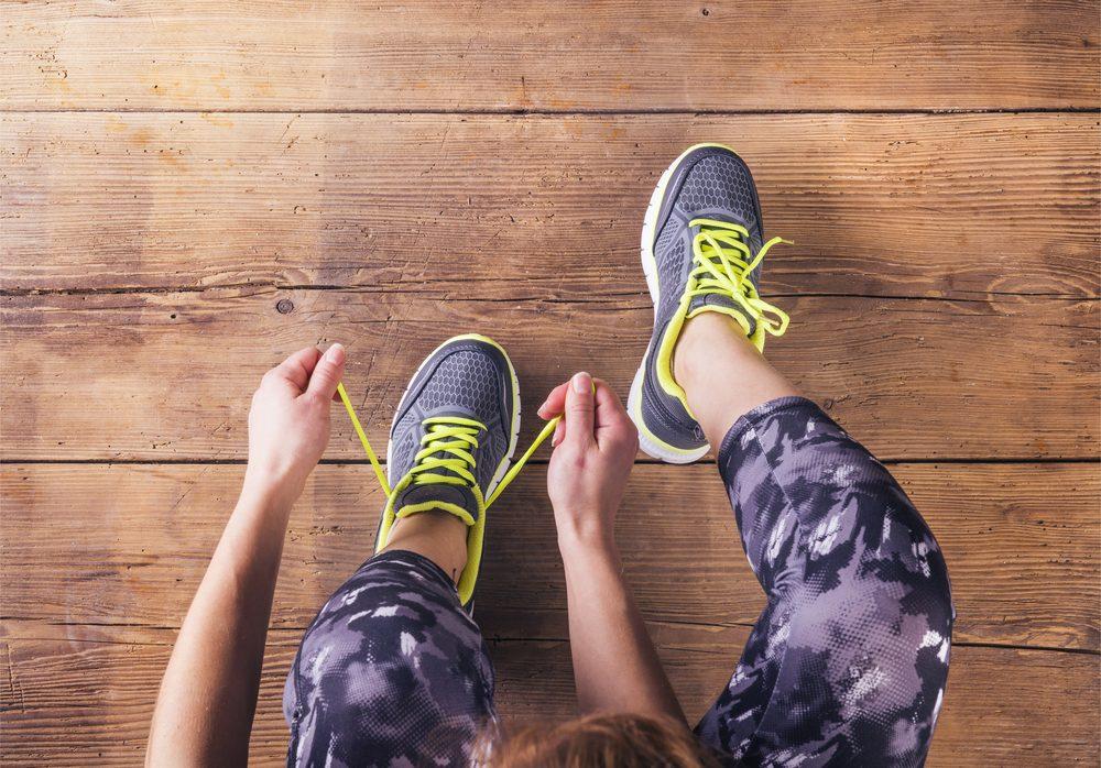 S'entraîner pour une bonne cause est encore plus motivant.