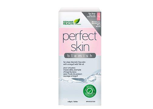 Supplément beauté pour les peaux sujettes à l'acné.