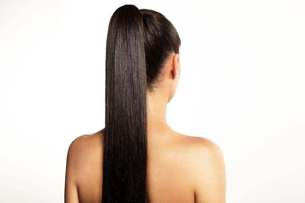 Ne vous attachez pas vos cheveux pour dormir car cela endommage vos cheveux.