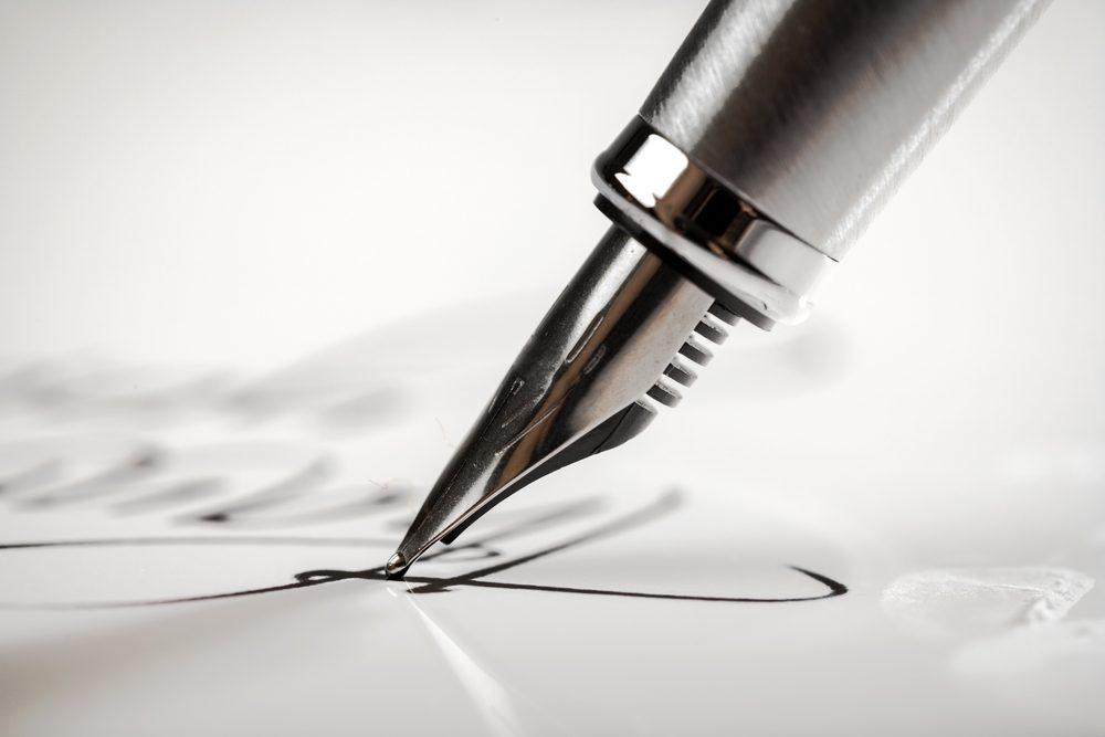 Écriture et personnalité: la psychologie révélée par votre signature.