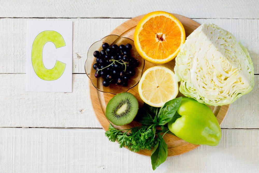 Éliminez les varices avec de la vitamine C