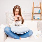 Quatre façons de rester en santé durant la saison du rhume et de la grippe