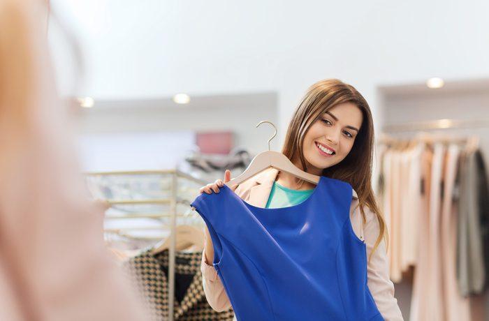 Les pires erreurs et faux-pas vestimentaires: un vêtement mal choisi.