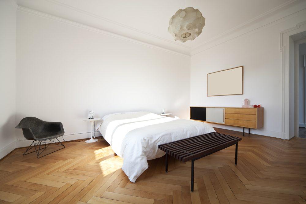 Truc organisation: faites votre lit pour gagner en efficacité.