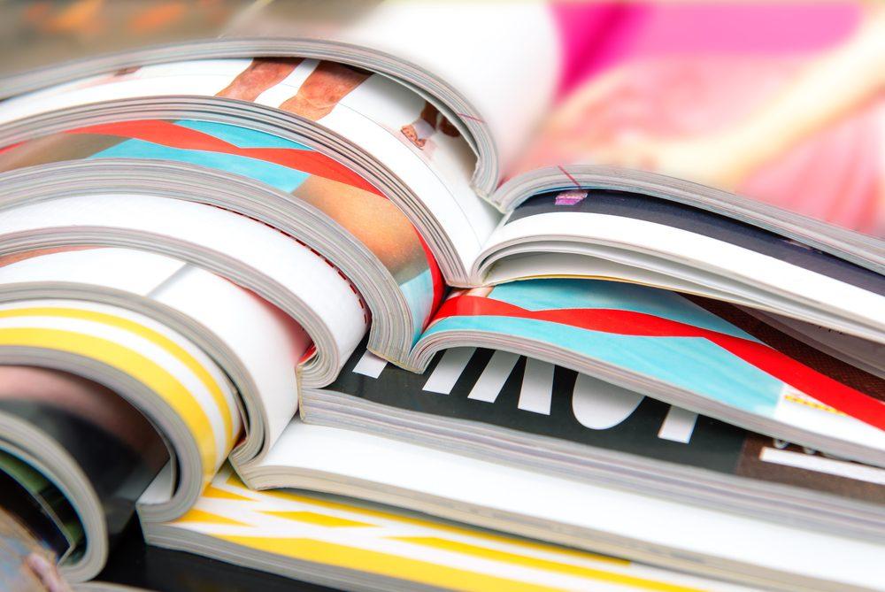 Recyclez vos recettes et magazines pour gagner en efficacité.