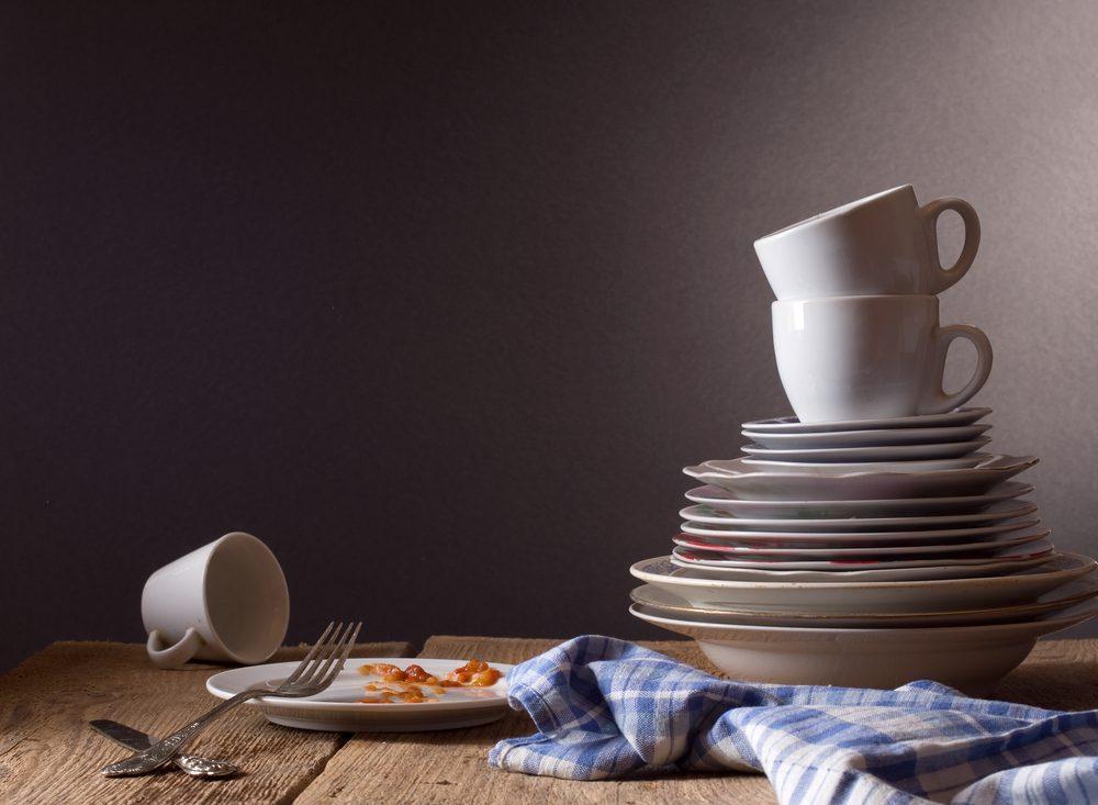 Astuce organisation: évitez l'encombrement dans la maison!