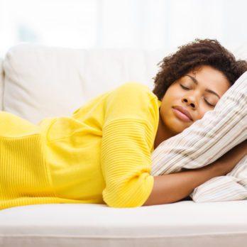 Mal dormir déshydrate