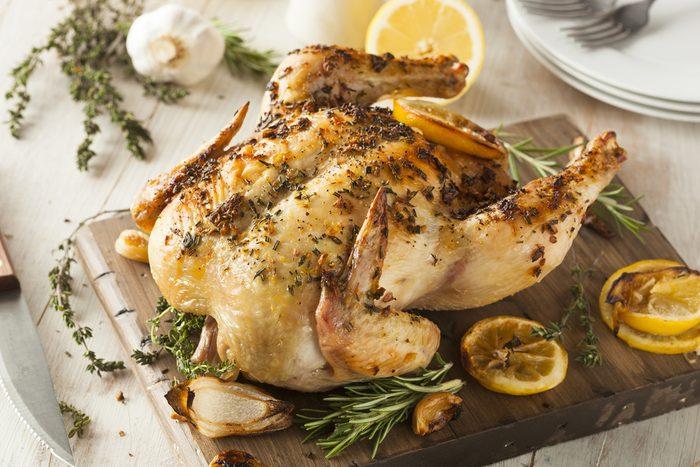 Une recette de poulet qui se réalise en 30 minutes ou moins.