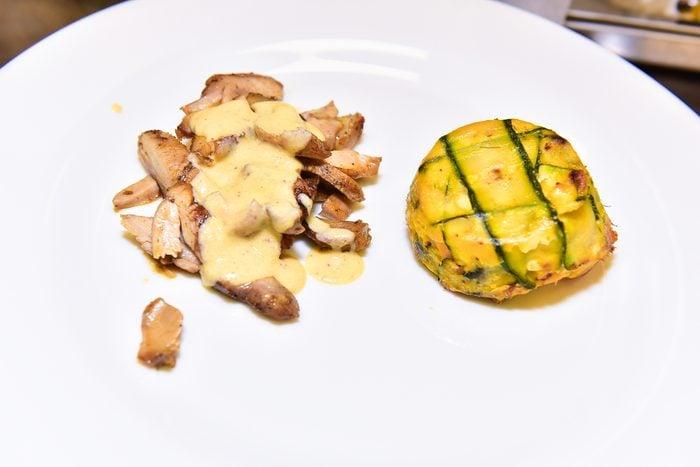 Recette succulente de poulet rôti à la dijonnaise prête en moins de 30 minutes