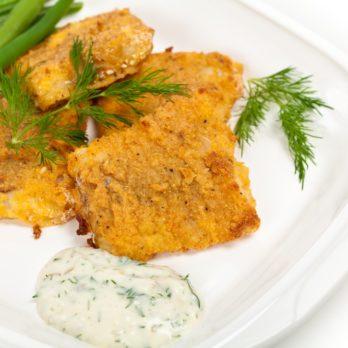La meilleure recette de poisson pané santé