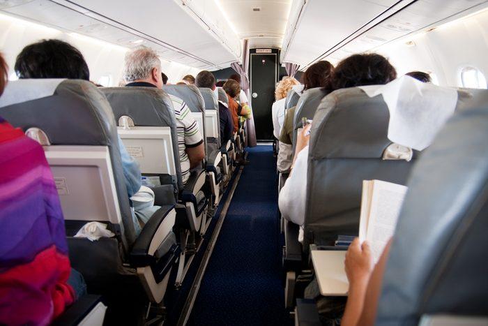 Règle de politesse et étiquette: Respectez les autres passagers