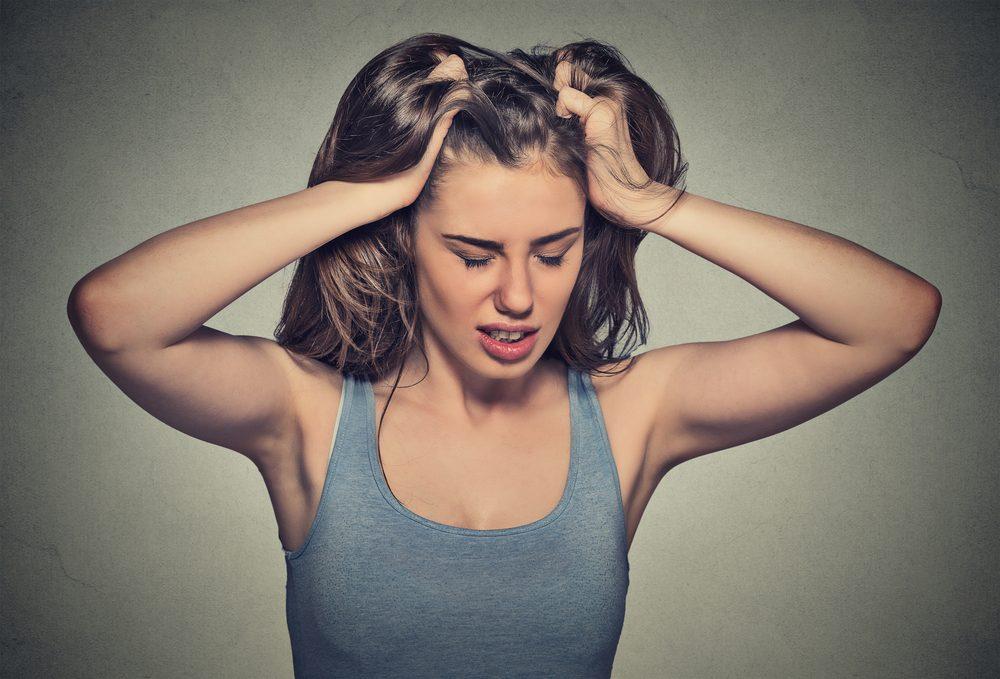 Les symptômes d'une dépression nerveuse