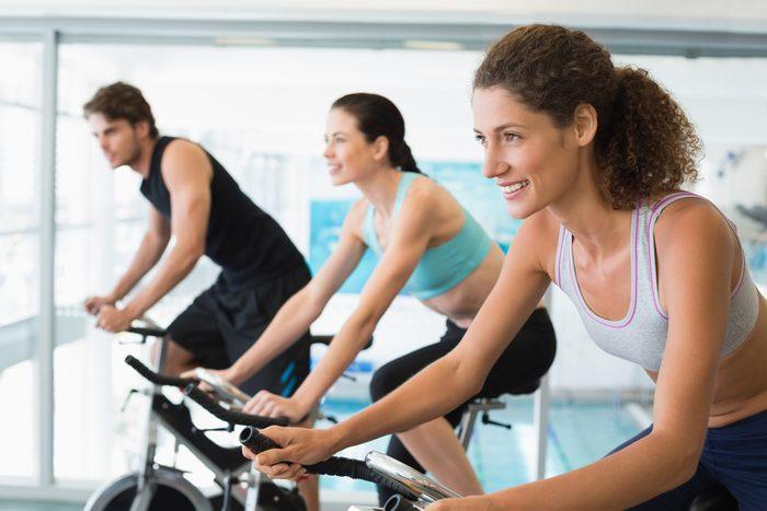 Motivation à l'entraînement: payez le prochain cours à l'avance.
