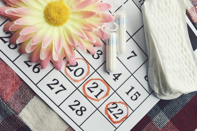 Menstruations irrégulières, prévenez-les avec des suppléments