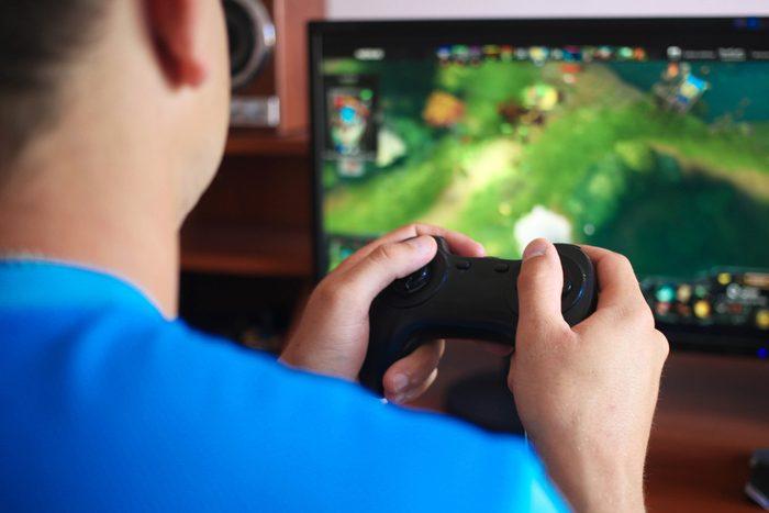 Évitez d'acheter des jeux vidéo dans une vente de garage