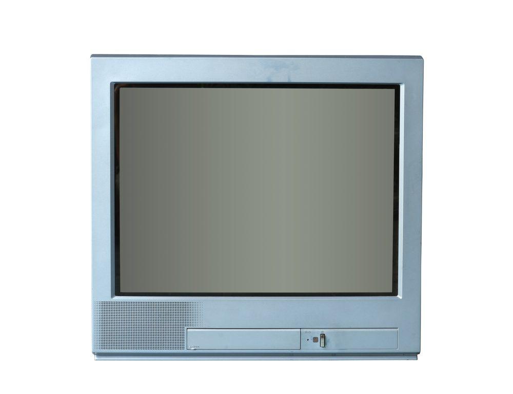 Évitez d'acheter des téléviseurs dans une vente de garage