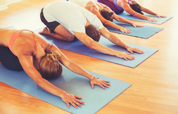 L'anxiété peut être maitrisé avec le yoga