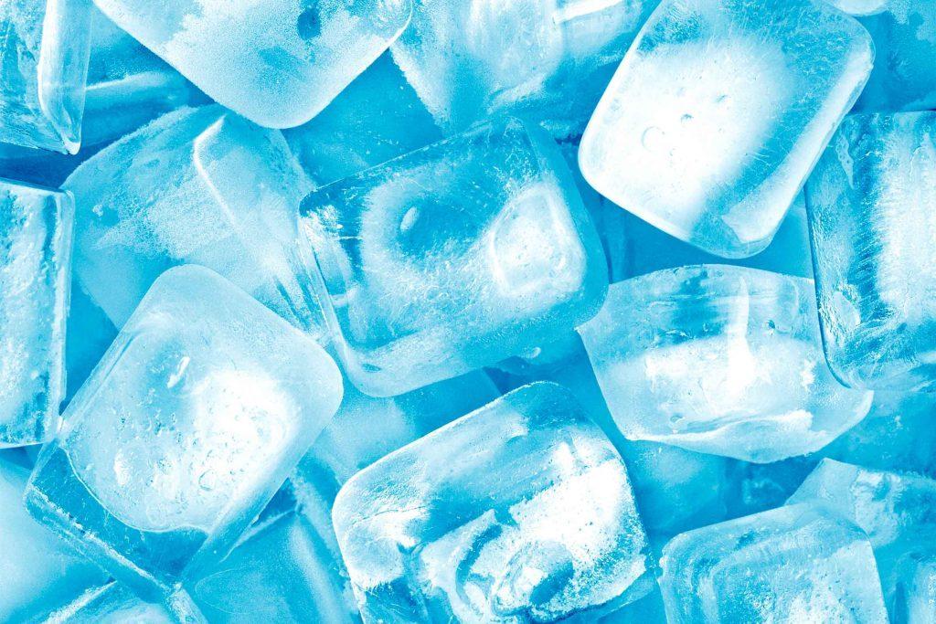 Une fringale de glace peut indiquer une anémie.