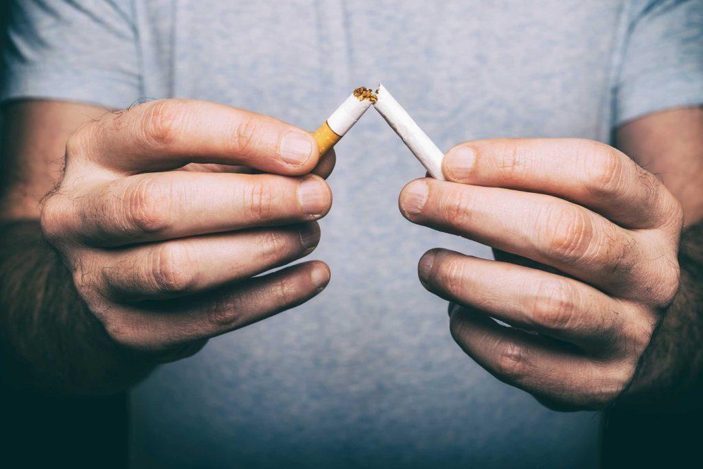 Truc anti-cancer pour prévenir le cancer: cesser de fumer.