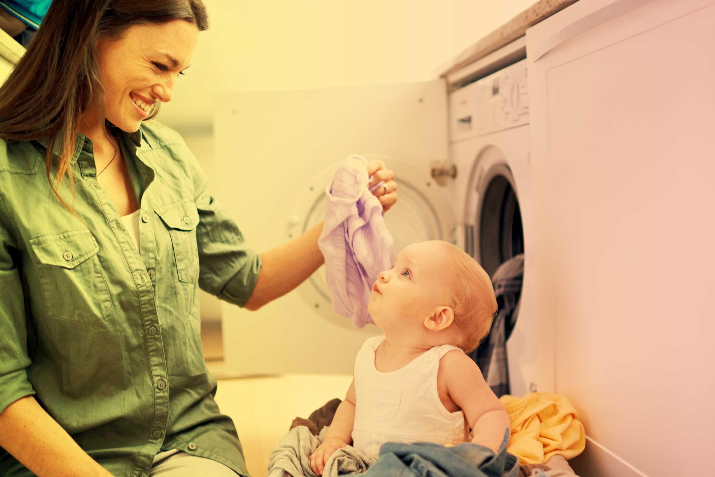 Pour une maison impeccable, il faut simplement nettoyer!