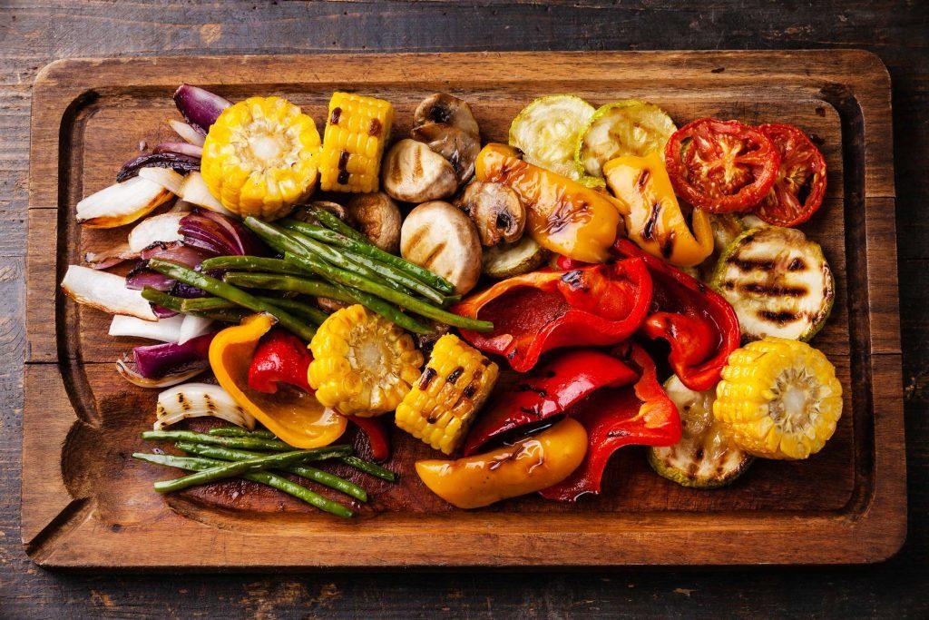 Truc anti-cancer pour prévenir le cancer: manger des légumes.