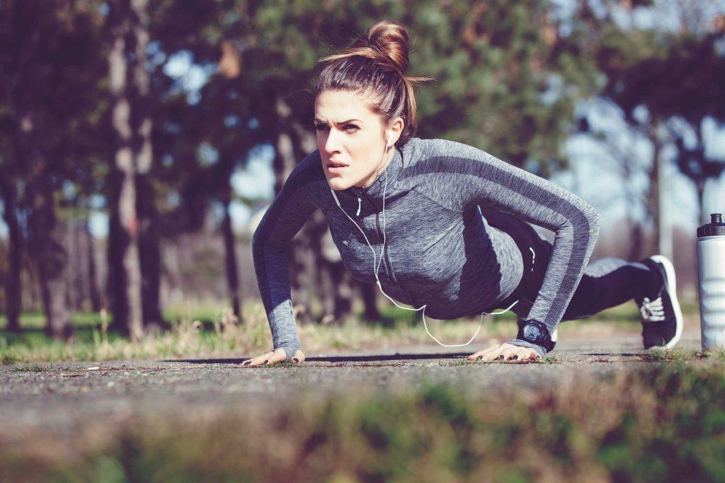 Truc anti-cancer pour prévenir le cancer: faire de l'exercice tous les jours.