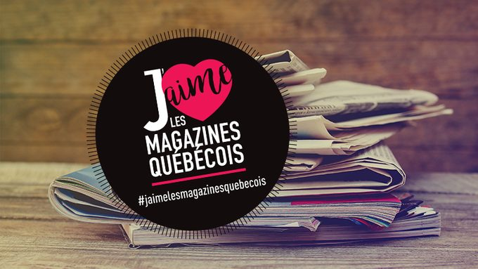L'AQEM et la Semaine des magazines Québécois vise à célébrer la richesse des magazines d'ici.