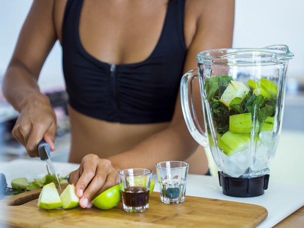 Favorisez ces aliments brûle-graisses dans votre régime.