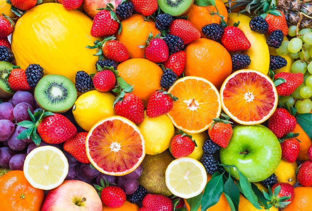 Antioxydants: les aliments les plus riches en antioxydants et leurs bienfaits santé.