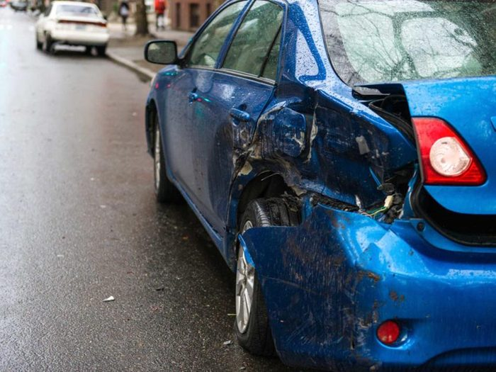 Symptôme de l'apnée du sommeil: Votre conduite automobile se dégrade.