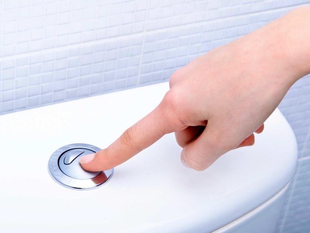 Symptôme de l'apnée du sommeil: vous allez davantage aux toilettes la nuit.
