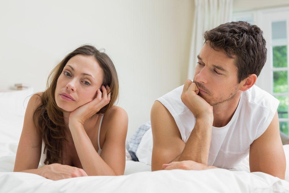 Baisse de libido dans un couple: quoi faire?