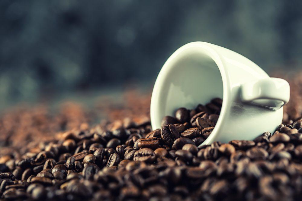 La caféine, de loin la « drogue » la plus consommée et la moins nuisible