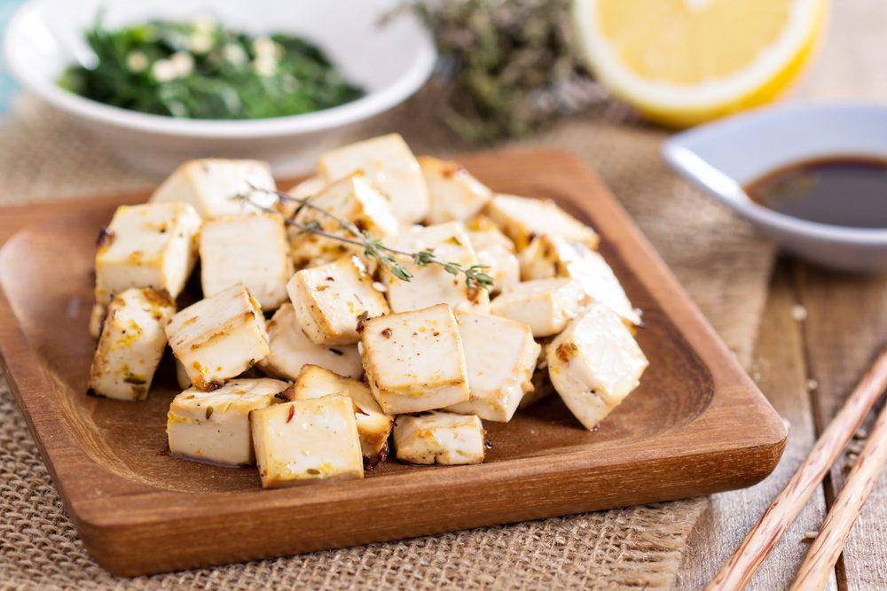 Le taux de cholestérol peut être diminué grâce au tofu