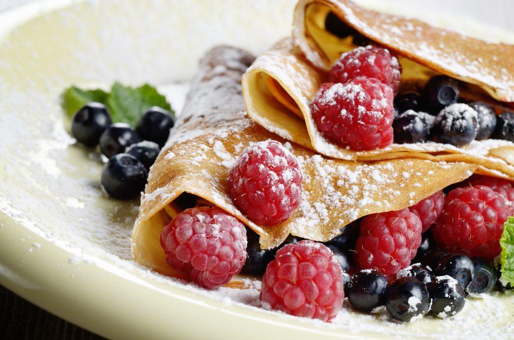 Cr pes nos 25 meilleures recettes de cr pes gourmandes - Cuisine reunionnaise meilleures recettes ...