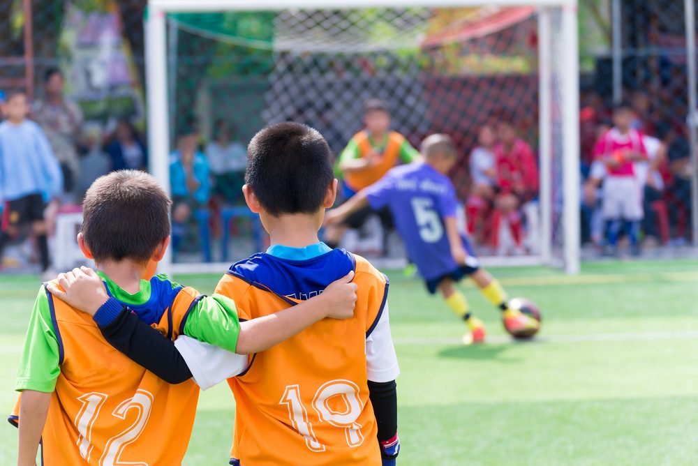 Les enfants du milieu ou enfants sandwich ont la qualité d'avoir un bel esprit d'équipe.